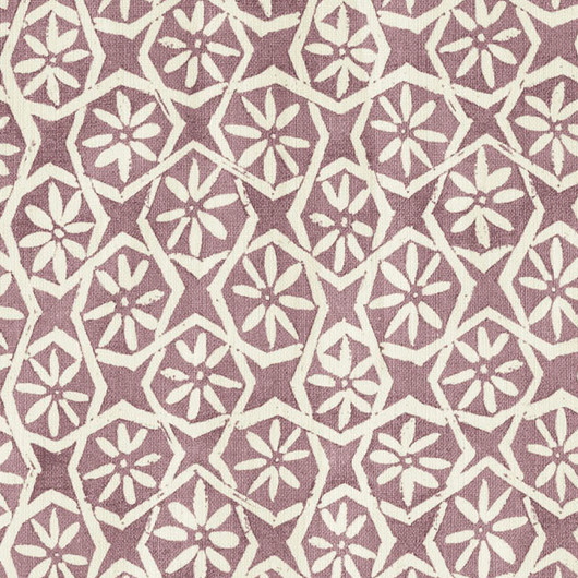 Andaluz Viola by Carolina Irving mediterranean upholstery fabric
