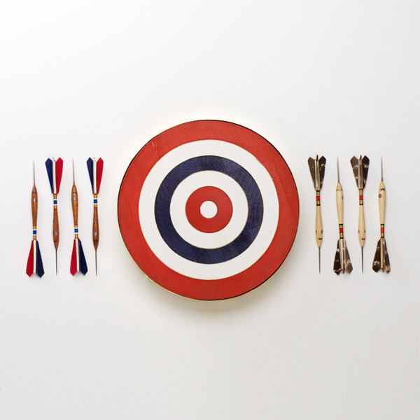 The Belgian Dart Set traditional-home-decor
