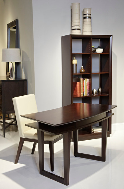 Contemporary office desks contemporary home office accessories toronto by almira fine - Home office furniture toronto ...