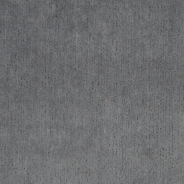 Grey Textured Microfiber Stain Resistant Upholstery Fabric ...