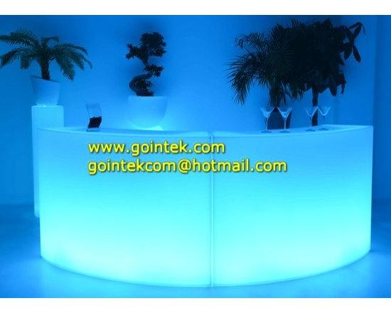 illuminated decoration Led Bar Counter -
