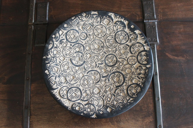 Fruit Bowl - Old Currency asian accessories and decor