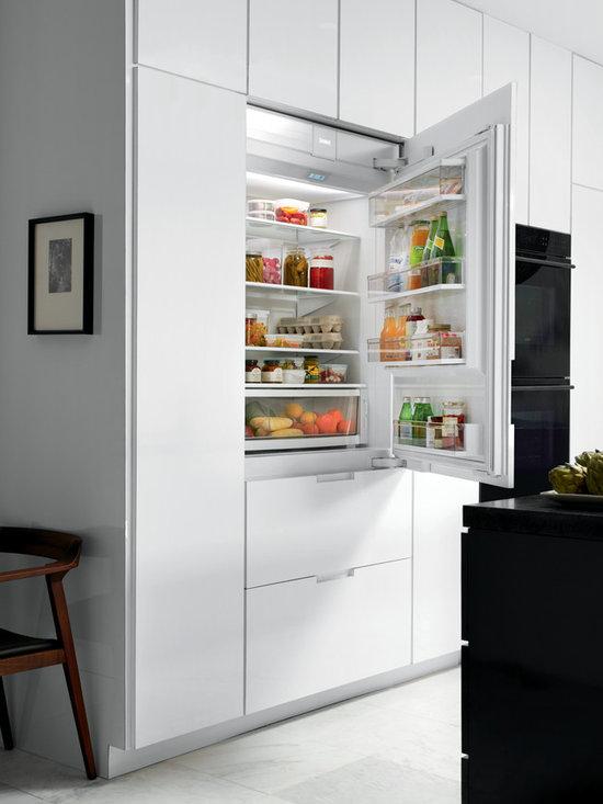 "Sub-Zero 36"" Refrigerator/Freezer -"