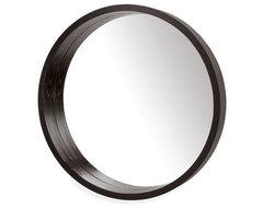 Loft Round Mirror modern-mirrors