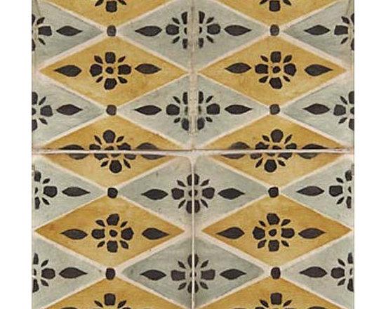 The La Terre Collection Terra Cotta Tile -