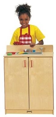Jonti-Craft School Age Birch Sink modern-kids-toys-and-games