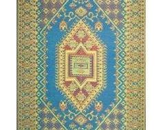 Oriental Turkish, Aqua eclectic-outdoor-rugs