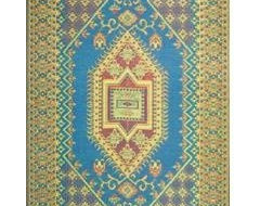 Oriental Turkish, Aqua traditional outdoor rugs