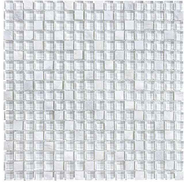 Norwegian Ice 5/8x5/8 | Anatolia Bliss Mosaic Tile tile