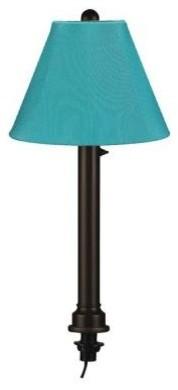 Patio Living Concepts Outdoor Lighting. Catalina Black Umbrella Table Outdoor La contemporary-outdoor-lighting