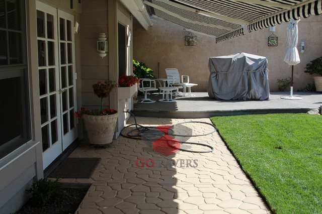 Connected Areas - Thousand Oaks - Patio contemporary