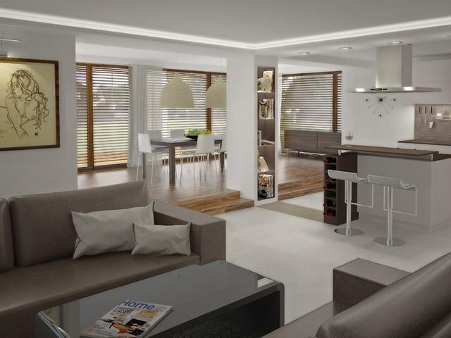Living Room Portfolio contemporary-living-room