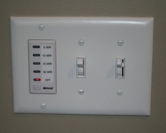 Bathroom Remodel - Fan control