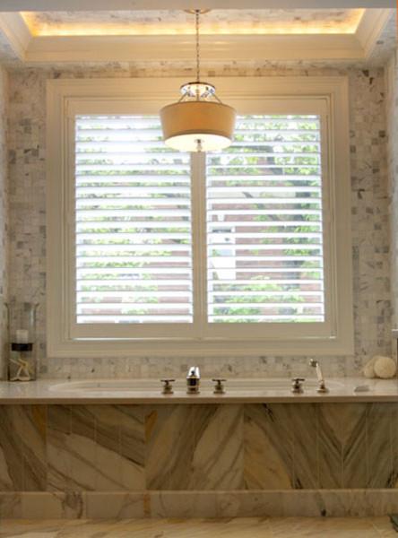 LG Construction and Development Baths contemporary-bathroom