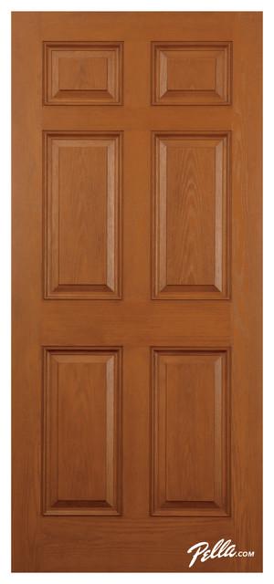 Encompass By Pella® Fiberglass Entry Door contemporary-windows-and-doors