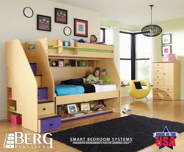 Berg Furniture Spring 2013 - Kids Beds - other metro - by Berg Furniture