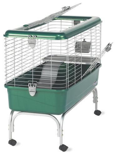 Habitat Defined for Rabbits modern-small-pet-supplies