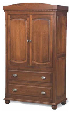 Bonbelle 1 pc 2 door 2 drawer Armoire armoires-and-wardrobes