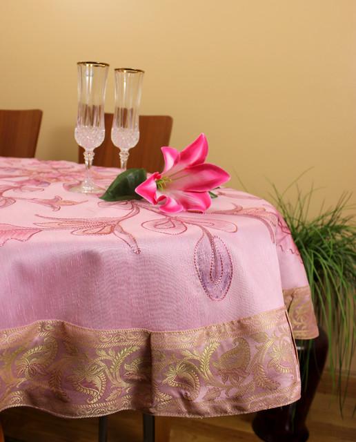 Unique & DecorativeTablecloths tropical-tablecloths