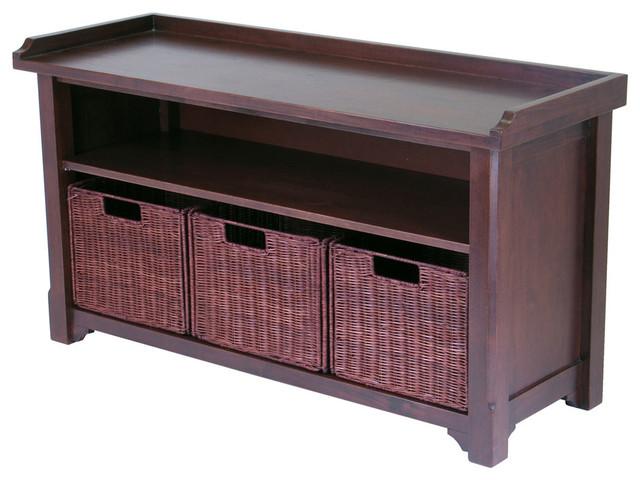 ... Baskets - Modern - Storage Cabinets - by Modern Furniture Warehouse