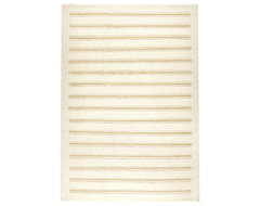 """Chicago White Rug - 2'8"""" x 7""""10"""" transitional-rugs"""