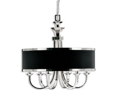www.essentialsinside.com: tuxedo chandelier contemporary pendant lighting