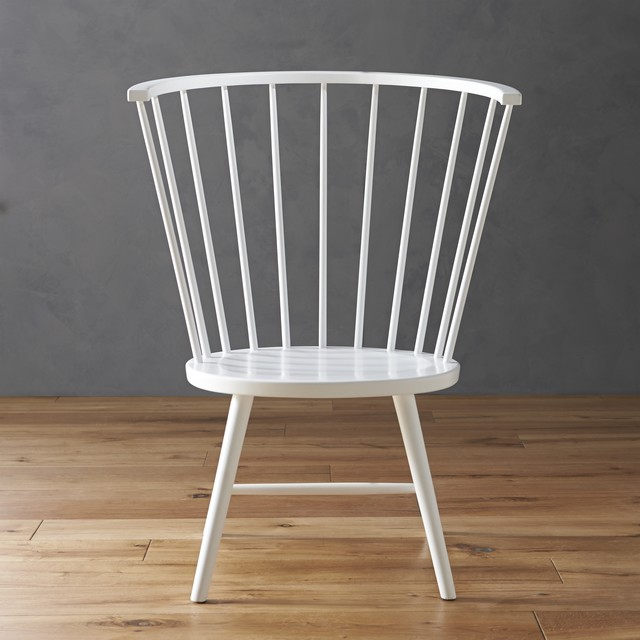 Riviera Windsor Side Chair (high) contemporary-chairs
