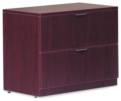 ... Lateral File with Lock - Modern - Filing Cabinets - by AllModern