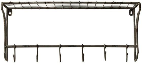 How To Hide Metal Storage Shelves Home Design Elements