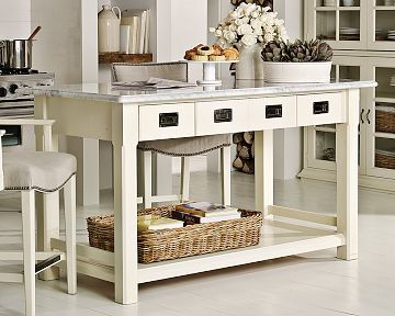 lenox kitchen island by hickory chair traditional by. Black Bedroom Furniture Sets. Home Design Ideas