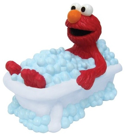 Sesame Street Bath Tub Faucet Cover – Elmo | AshbyDesign Home