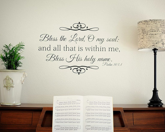 Wall Lettering Designs - Available in 3 sizes and 44 colors. Price ranges from $39-$79