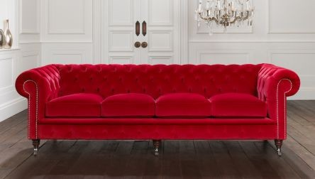 Belchamp Chesterfield Sofa contemporary-sofas