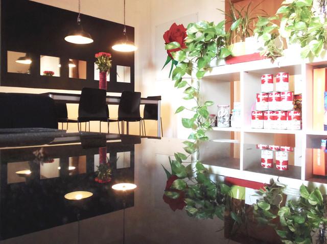 Apartmenti in Milan eclectic-living-room
