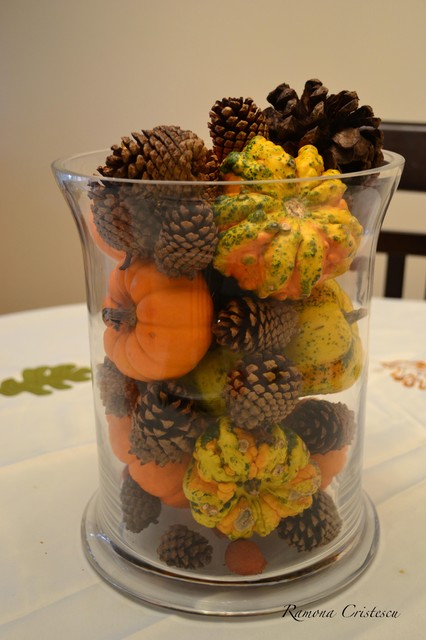 Fall Decorations Vases