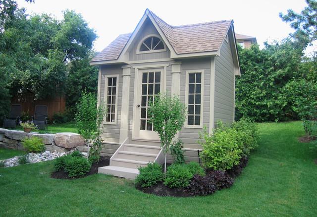 Nyela Fancy Garden Sheds