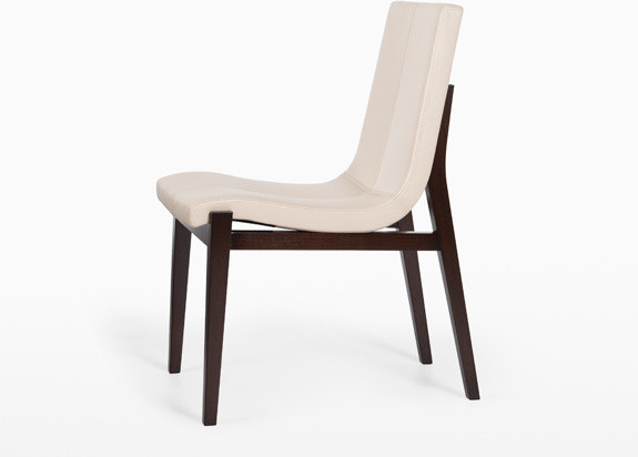 Siren Dining Side Chair Modern Dining Chairs By Holly Hunt
