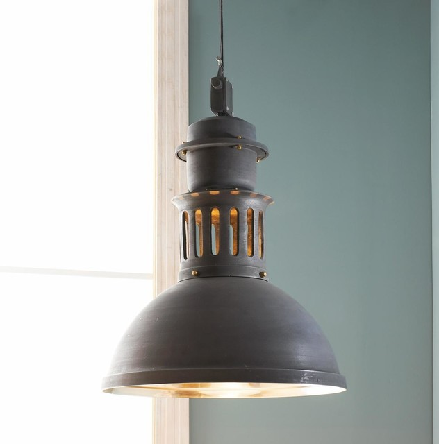 large modern industrial warehouse pendant pendant lighting by