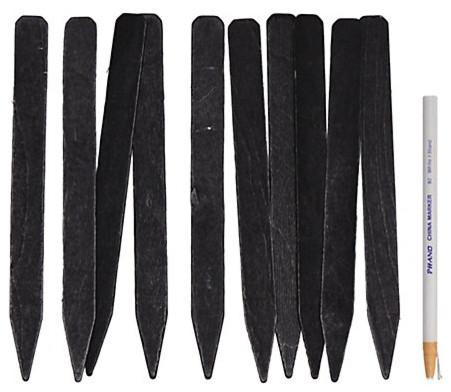 Blackboard Garden Labels contemporary-gardening-accessories