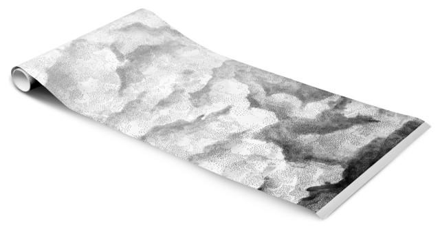variations pour petite friture contemporain papier peint other metro par tiphaine de bodman. Black Bedroom Furniture Sets. Home Design Ideas