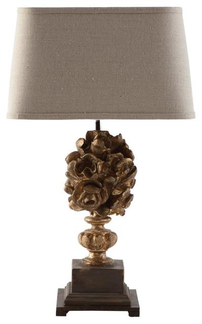 Aidan Gray Camac Lamp traditional-table-lamps
