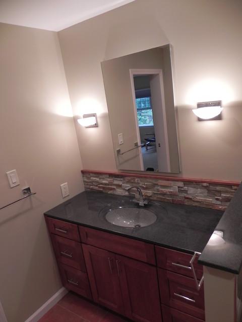 Modern Sink Vanity contemporary-bathroom