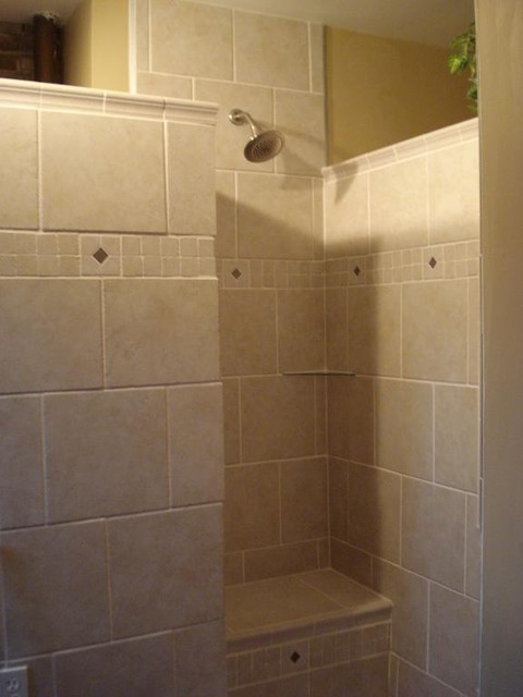 Walk In Showers Contemporary Bathroom Other Metro By Srw Contracting Inc