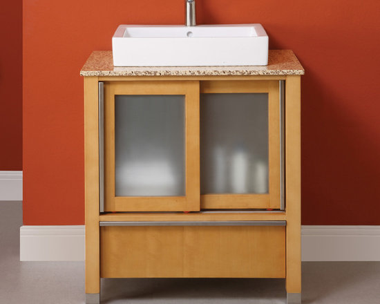 Deco Lav Bathroom Furniture - Tyson Collection -