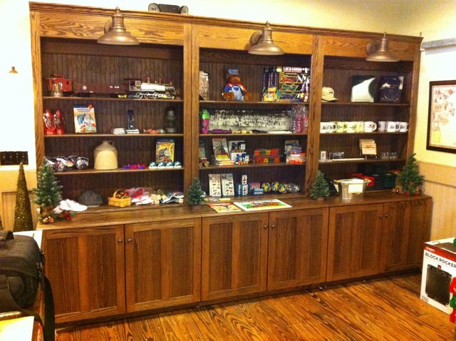 Gift Shop Display Cabinets - Traditional - Home Office - houston - by ...