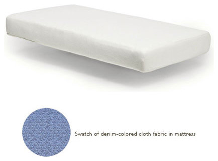 Sparrow Bed - Trundle Mattress, By Oeuf modern-kids-beds