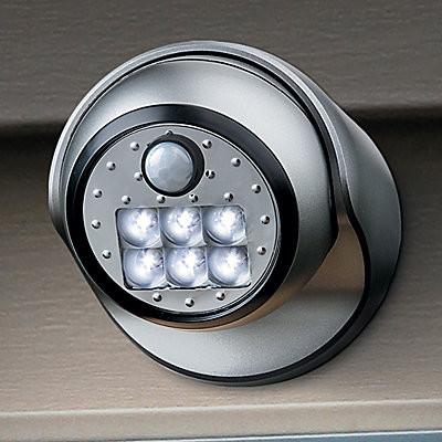 motion sensor porch light contemporary outdoor lighting by improvements. Black Bedroom Furniture Sets. Home Design Ideas