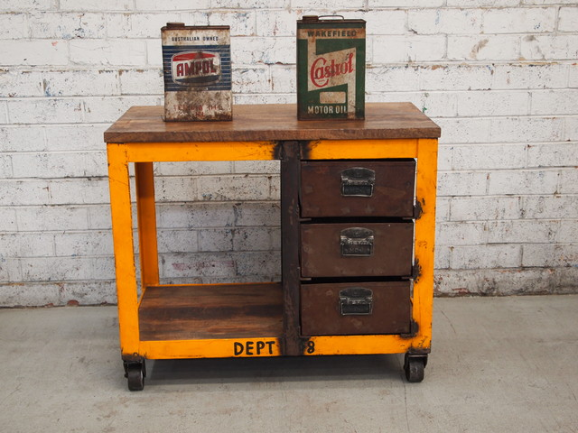 vintage industrial furniture kitchen islands and kitchen