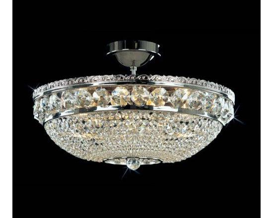 Bohemian Crystal Chandeliers from its original source Czech Republic. -