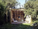 rustic garage and shed Outdoors: Gorgeous Garden Rooms You'll Never Want to Leave (10 photos)